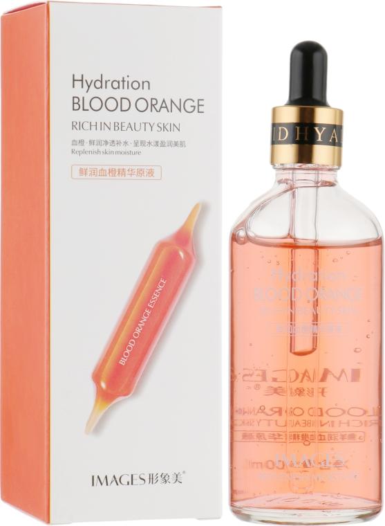 Эссенция для лица с экстрактом красного апельсина - Images Blood Orange Fresh Moisturizing Essence