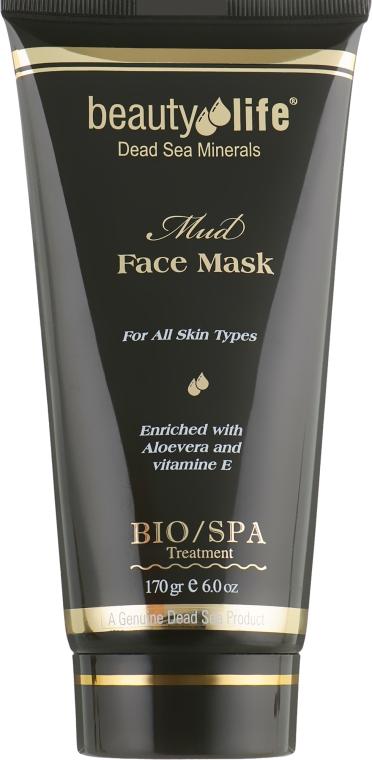 Маска для лица и шеи - Aroma Dead Sea Mud Face Mask