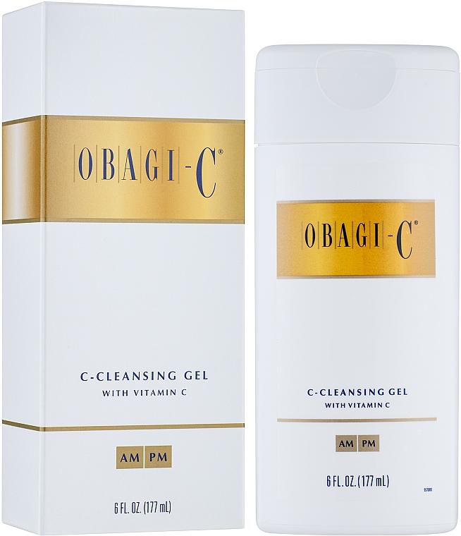 Очищающий гель с витамином С - Obagi Medical C-Cleansing Gel