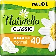Духи, Парфюмерия, косметика Гигиенические прокладки, 40шт - Naturella Classic Normal