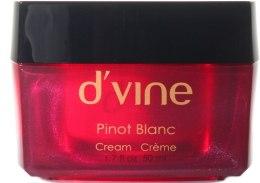 Духи, Парфюмерия, косметика Защитный питательный крем для лица - D'vine Pinot Blanc Cream