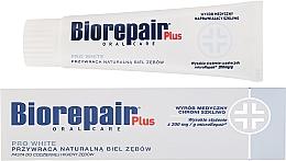 Духи, Парфюмерия, косметика Отбеливающая зубная паста - BioRepair Plus PRO White