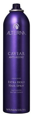Сухой лак для волос сильной фиксации на основе экстракта икры - Alterna Caviar Anti-Aging Extra Hold Hair Spray
