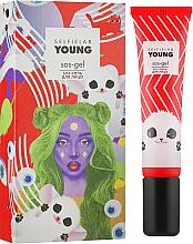 Духи, Парфюмерия, косметика Гель для лица с экстрактом зеленого чая - Selfielab Young Sos-Gel
