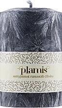 Духи, Парфюмерия, косметика Декоративная пальмовая свеча, черная - Plamis