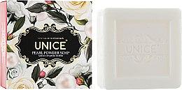 Духи, Парфюмерия, косметика Натуральное мыло с жемчужной пудрой - Unice Pearl Powder Soap