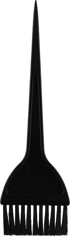 Щітка для фарбування, широка, чорна - Еліта — фото N1