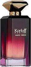 Духи, Парфюмерия, косметика Korloff Paris Majestic Tuberose - Парфюмированная вода (тестер без крышечки)