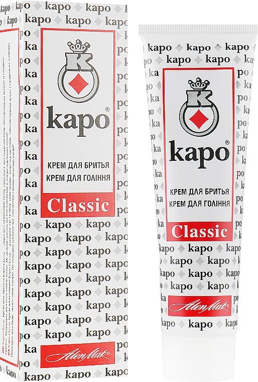 Крем для бритья - KAPO Classic Shaving Cream