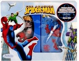 Духи, Парфюмерия, косметика Набор - Admiranda Spider-Man (sh/gel/300ml + Pencil case) (тестер)