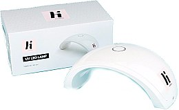 Духи, Парфюмерия, косметика Лампа для гель-лака - Hi Hybrid UV Led Lamp 10W