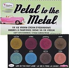 Духи, Парфюмерия, косметика Палетка теней для глаз - theBalm Petal To The Metal Shift Into Overdrive