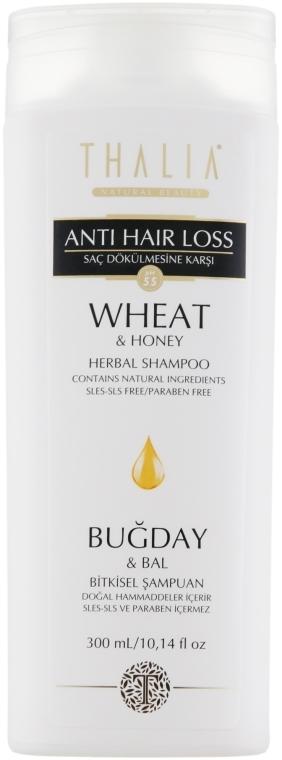 Шампунь с экстрактом пшеницы и меда - Thalia Anti Hair Loss Shampoo