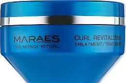 Духи, Парфюмерия, косметика Кондиционер для кудрявых волос - Kaaral Maraes Curl Revitalizing Treatment