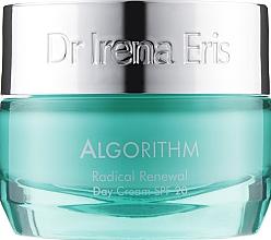Духи, Парфюмерия, косметика Восстанавливающий дневной крем для кожи лица и вокруг глаз - Dr. Irena Eris Algorithm Radical Renewal D-Cream SPF 20