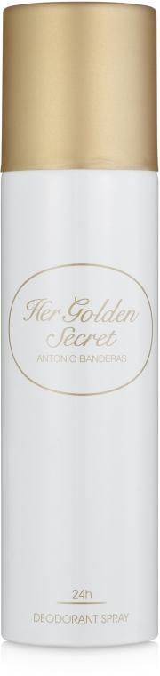 Antonio Banderas Her Golden Secret - Дезодорант