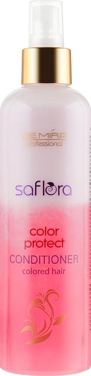 Двухфазный спрей - Demira Professional Saflora Color Protect