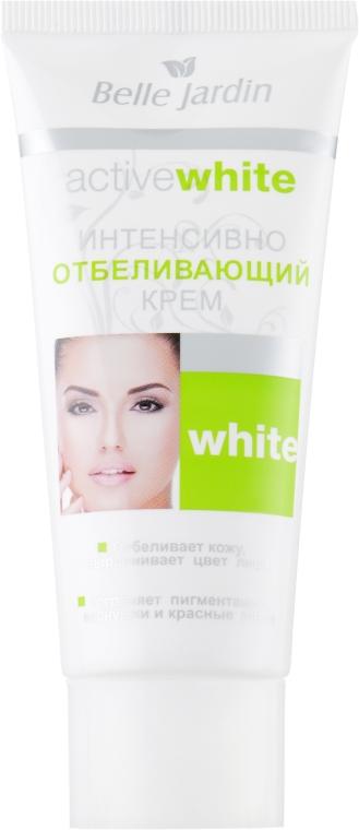 "Крем для лица ""Интенсивно-отбеливающий"" - Belle Jardin Active white-cream"