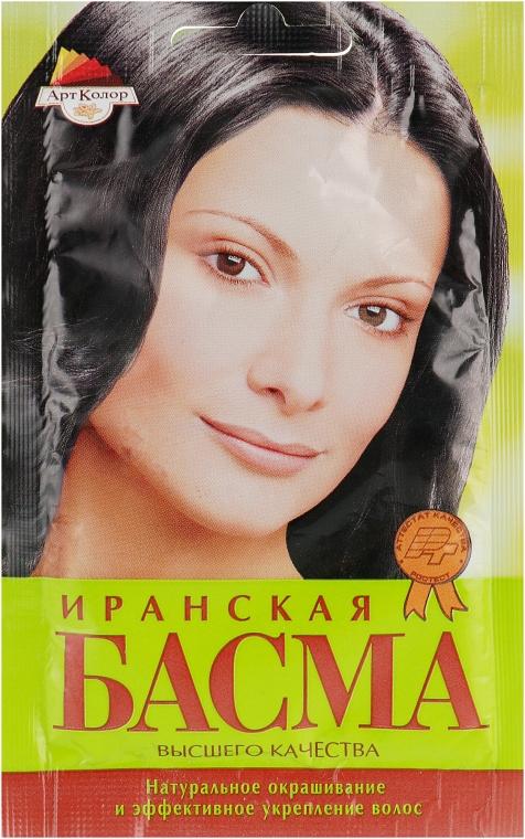 """Басма для волос """"Иранская"""" - Артколор (саше)"""