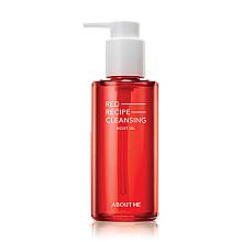Духи, Парфюмерия, косметика Гидрофильное масло - About Me Red Recipe Cleansing Moist Oil