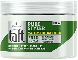 Духи, Парфюмерия, косметика Гель для укладки волос - Schwarzkopf Taft Pure Styler Medium Hold
