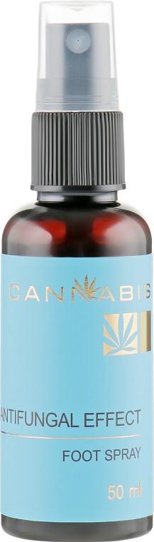 """Спрей-актив для ног """"Предупреждение возникновения грибка"""" с экстрактом каннабиса - Cannabis Foot Spray"""