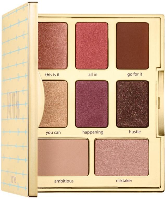 Палетка теней для век - Tarte Cosmetics Limited Edition Dream Big Eyeshadow Palette