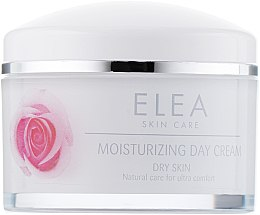 Увлажняющий дневной крем для сухой кожи - Elea Professional Skin Care — фото N2