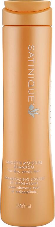 Увлажняющий шампунь для разглаживания волос - Amway Satinique Smooth Moisture Shampoo