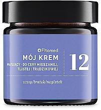 Духи, Парфюмерия, косметика Крем для комбинированной и жирной кожи №12 - Fitomed My Cream No. 12