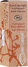 Духи, Парфюмерия, косметика Компактная тональная основа - Couleur Caramel Compact Foundation