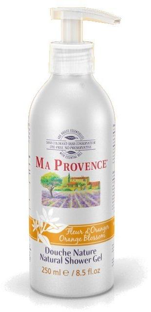 "Гель для душа ""Апельсин"" - Ma Provence Shower Gel Orange"