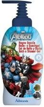 Духи, Парфюмерия, косметика Гель-пена для ванны и душа - Admiranda Avengers