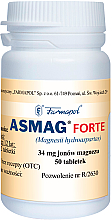 "Духи, Парфюмерия, косметика Пищевая добавка ""Asmag Forte"", таблетки - Farmapol"