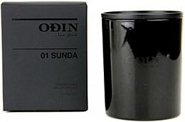 Духи, Парфюмерия, косметика Odin 01 Sunda - Парфюмированная свеча (тестер)