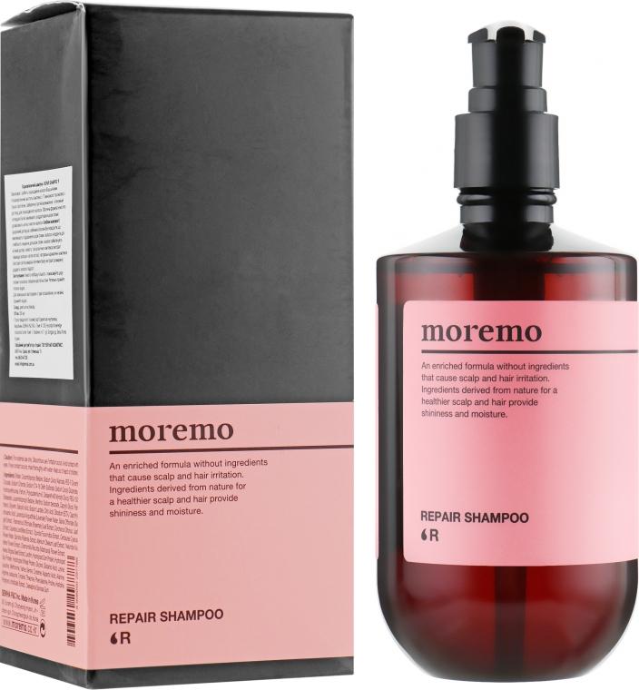 Восстанавливающий шампунь - Moremo Repair Shampoo R