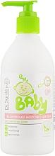 Духи, Парфюмерия, косметика Увлажняющее молочко для тела - Dr. Sante Baby