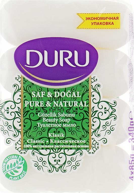 """Мыло """"Классическое"""" - Duru Pure & Natural Soap"""