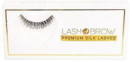 Духи, Парфюмерия, косметика Накладные ресницы - Lash Brown Premium Silk Lashes Lashes No Lashes