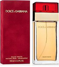 Духи, Парфюмерия, косметика Dolce&Gabbana Pour Femme - Туалетная вода