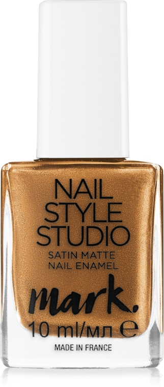 Лак для ногтей - Avon Nail Style Studio Mark Satin Matte Nail Enamel Polish