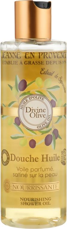 Масло для душа - Jeanne en Provence Divine Olive Douche Huile