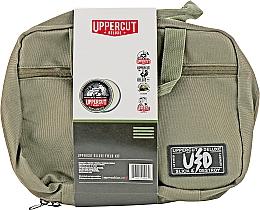 Духи, Парфюмерия, косметика Набор - Uppercut Deluxe Field Kit (mat/pomad/100g + travel/bag)