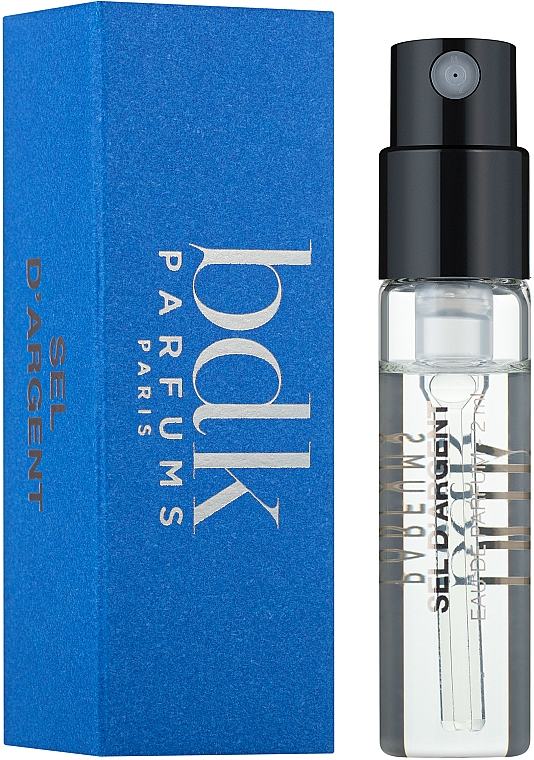 BDK Parfums Sel D'Argent - Парфюмированная вода (пробник)