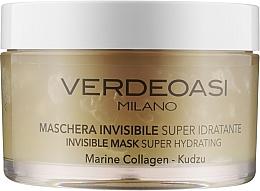 Духи, Парфюмерия, косметика Невидимая суперувлажняющая маска для лица - Verdeoasi Invisible Mask Super Hydrating