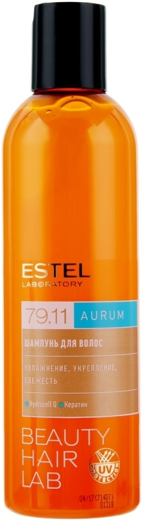 Шампунь для волос - Estel Professional Beauty Hair Lab 79.11 Aurum Shampoo