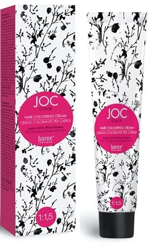 Крем-краска для волос с микропигментами - Barex Italiana Joc Color Hair Colouring Cream