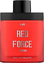 Духи, Парфюмерия, косметика NG Perfumes Red Force - Туалетная вода