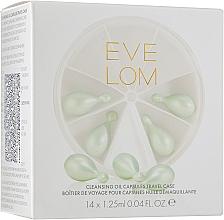Духи, Парфюмерия, косметика Очищающие капсулы для лица - Eve Lom Cleansing Oil Capsules Travel Set