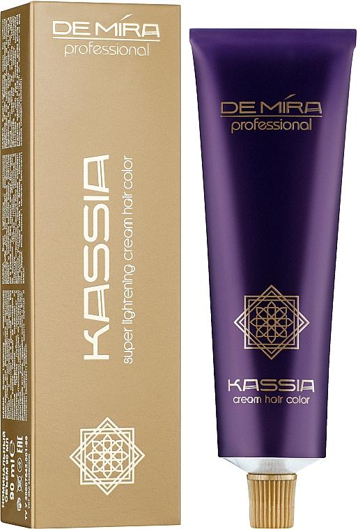 Стойкая крем-краска для волос - DeMira Professional Kassia SL